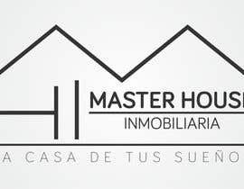 #40 untuk MasterHouse Inmobiliaria Diseño logotipo y Slogan oleh pedrojosefc