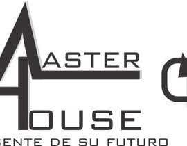 Nro 38 kilpailuun MasterHouse Inmobiliaria Diseño logotipo y Slogan käyttäjältä jonijons