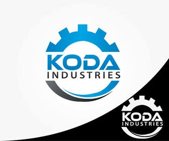 #15 cho Design a Logo for Koda Industries bởi alikarovaliya
