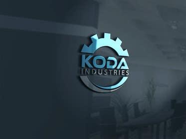 Nro 19 kilpailuun Design a Logo for Koda Industries käyttäjältä alikarovaliya