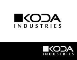 #51 cho Design a Logo for Koda Industries bởi flobitzel