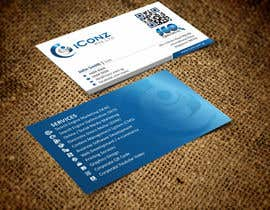 #22 para Design some Business Cards for iConz Pte Ltd por ezesol