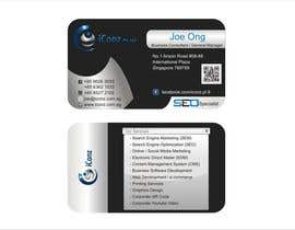 #34 para Design some Business Cards for iConz Pte Ltd por saliyachaminda