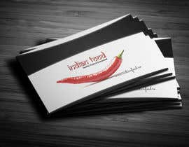 #32 for Design some Business Cards for www.indianfood.ro by imohizul