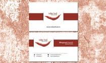 Graphic Design Kilpailutyö #31 kilpailuun Design some Business Cards for www.indianfood.ro