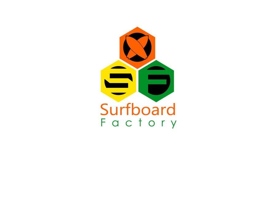 #70 for Design a Logo for Surfboard factory by jojohf