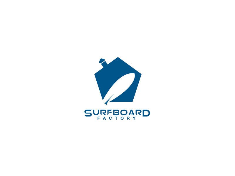 #7 for Design a Logo for Surfboard factory by fishtee
