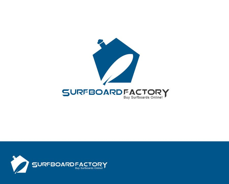 #12 for Design a Logo for Surfboard factory by fishtee