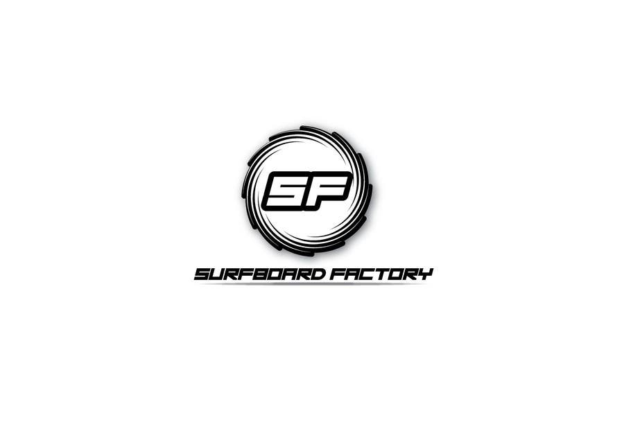 #85 for Design a Logo for Surfboard factory by bibi186