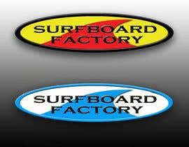 nº 49 pour Design a Logo for Surfboard factory par shifatuddin21