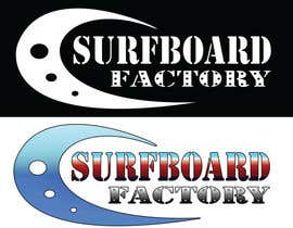nº 69 pour Design a Logo for Surfboard factory par InkShark
