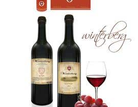 #31 para Create a label design for white, rose and red wine por starfz