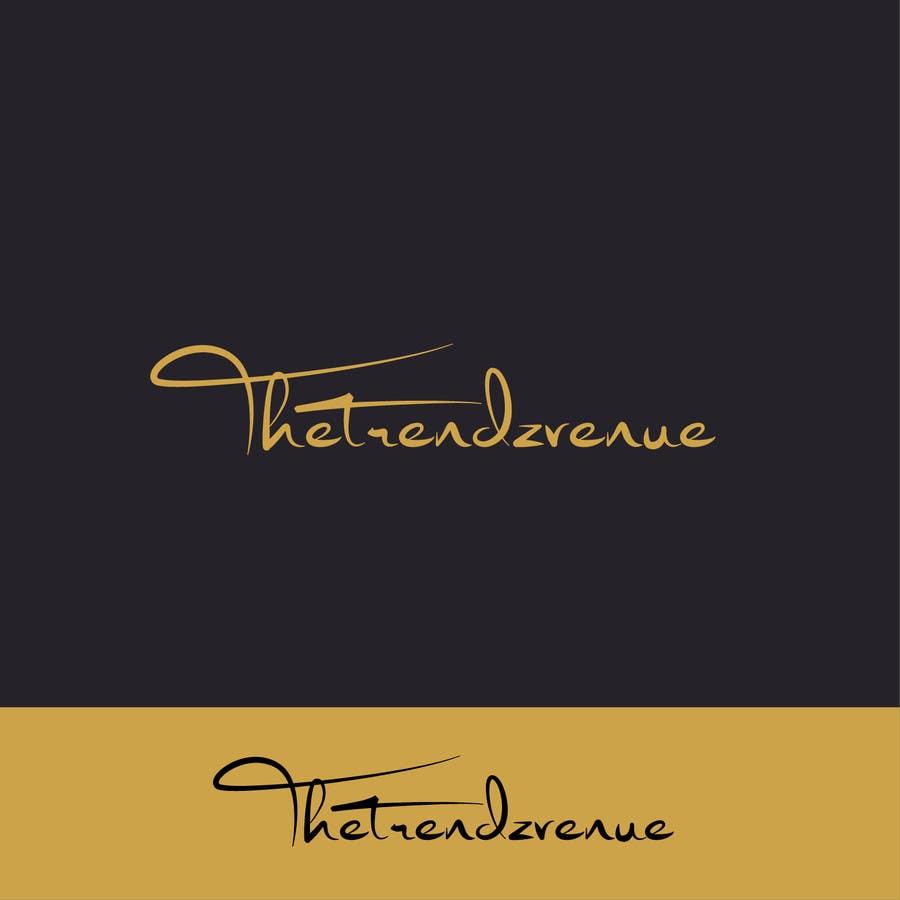 Inscrição nº 76 do Concurso para Design a Logo for www.thetrendzvenue.com