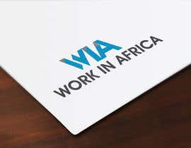 #201 for Design a Logo for WorkinAfrica af binoysnk