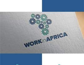 #62 for Design a Logo for WorkinAfrica af screenprintart