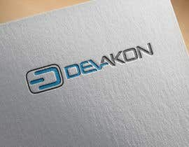 "#132 for Design a Logo for ""Devakon"" by ihsanfaraby"