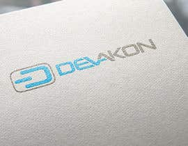 "#134 for Design a Logo for ""Devakon"" by ihsanfaraby"