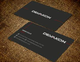 "#62 for Design a Logo for ""Devakon"" by logosuit"