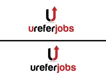 #68 for Logo design for ureferjobs.com. Help me. FLY CLOSER TO THE SUN. af rraja14