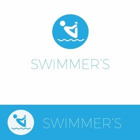 "#80 untuk Logo and Corporate Identity for ""Swimmer's"" oleh hbucardi"