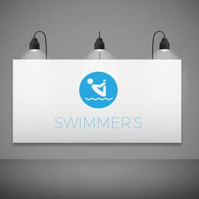 "#81 untuk Logo and Corporate Identity for ""Swimmer's"" oleh hbucardi"