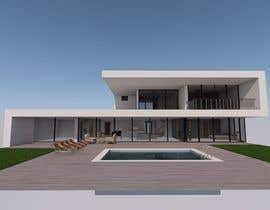 #29 for Design a contemporary house (Bauhaus style) by maro1978