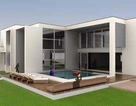 #20 for Design a contemporary house (Bauhaus style) by pladkani