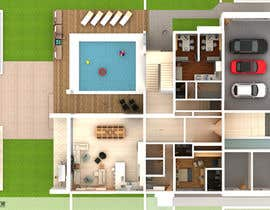 #24 for Design a contemporary house (Bauhaus style) by pladkani
