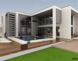 #48 for Design a contemporary house (Bauhaus style) by pladkani