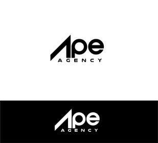 #50 untuk Design a Logo for Design business Ape Agency oleh eltorozzz