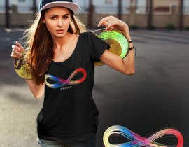 #10 untuk Design a T-Shirt for Colorful Infinity Sign oleh Dayna2