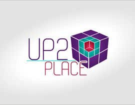 #10 cho Desenvolver um logotipo para a empresa: UP2PLACE bởi edso0007
