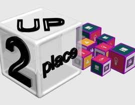#14 para Desenvolver um logotipo para a empresa: UP2PLACE por jdiasmiranda