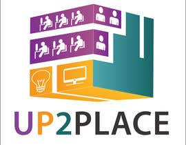 #6 para Desenvolver um logotipo para a empresa: UP2PLACE por danieldsho