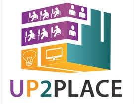 danieldsho tarafından Desenvolver um logotipo para a empresa: UP2PLACE için no 6