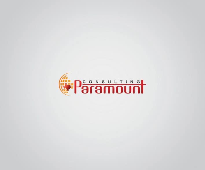 Inscrição nº 107 do Concurso para Design a Logo for Paramount Consulting