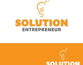 #133 untuk Design a Logo for S O L U T I O N    E N T R E P R E NE UR oleh designblast001
