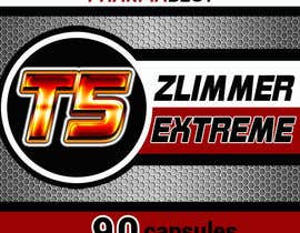 Olikaweb tarafından design a label for some diet pills called T5 Zlimmer için no 7