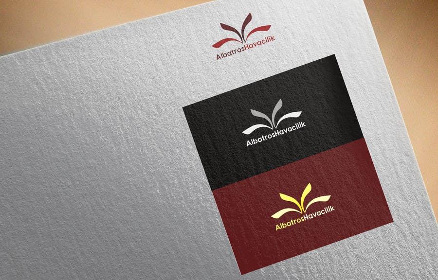 Penyertaan Peraduan #12 untuk Design a Logo for AlbatrosHavacilik