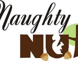 Nro 10 kilpailuun Diseñar un logotipo Naughty Nut / www.naughtynut.com käyttäjältä milanpejicic
