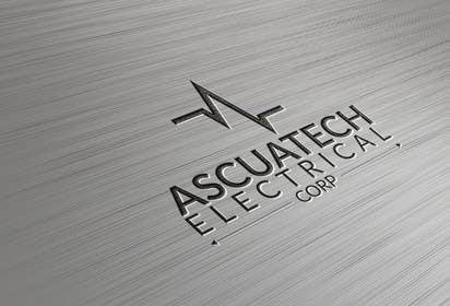 Nro 89 kilpailuun Diseñar un logotipo  Ascuatech Electrical Corp. käyttäjältä shanzaedesigns