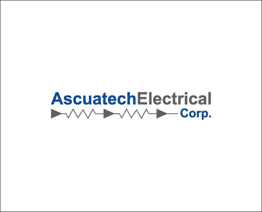 Kilpailutyö #71 kilpailussa Diseñar un logotipo  Ascuatech Electrical Corp.
