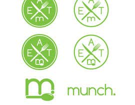 #70 for Design a Logo for Munch.Ninja af deditrihermanto