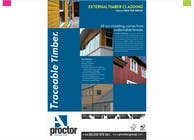Contest Entry #29 for Design an Advertisement for Timber Cladding