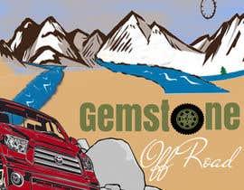 Nro 14 kilpailuun Gemstone Offroad Logo Contest! käyttäjältä georgedobris