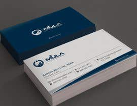 #172 for Design some Business Cards for MULA by toyz86