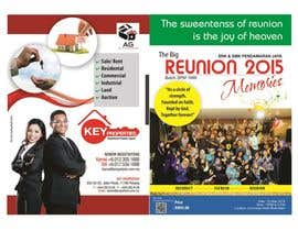 #7 for Design a ReUnion Booklet af binoysnk