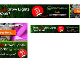 #40 for Design a Banner for LED Lighting Company af webcafegraphics
