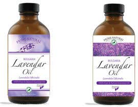 #68 untuk Design Product Label & refine existing logo: Essential Oil Bottle label oleh Robpurl