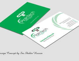 smshahinhossen tarafından Design some Business Cards - front/back - clean and simple için no 54